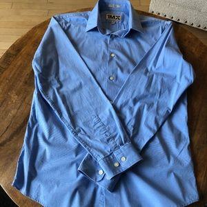 Express Medium Fitted Dress Shirt